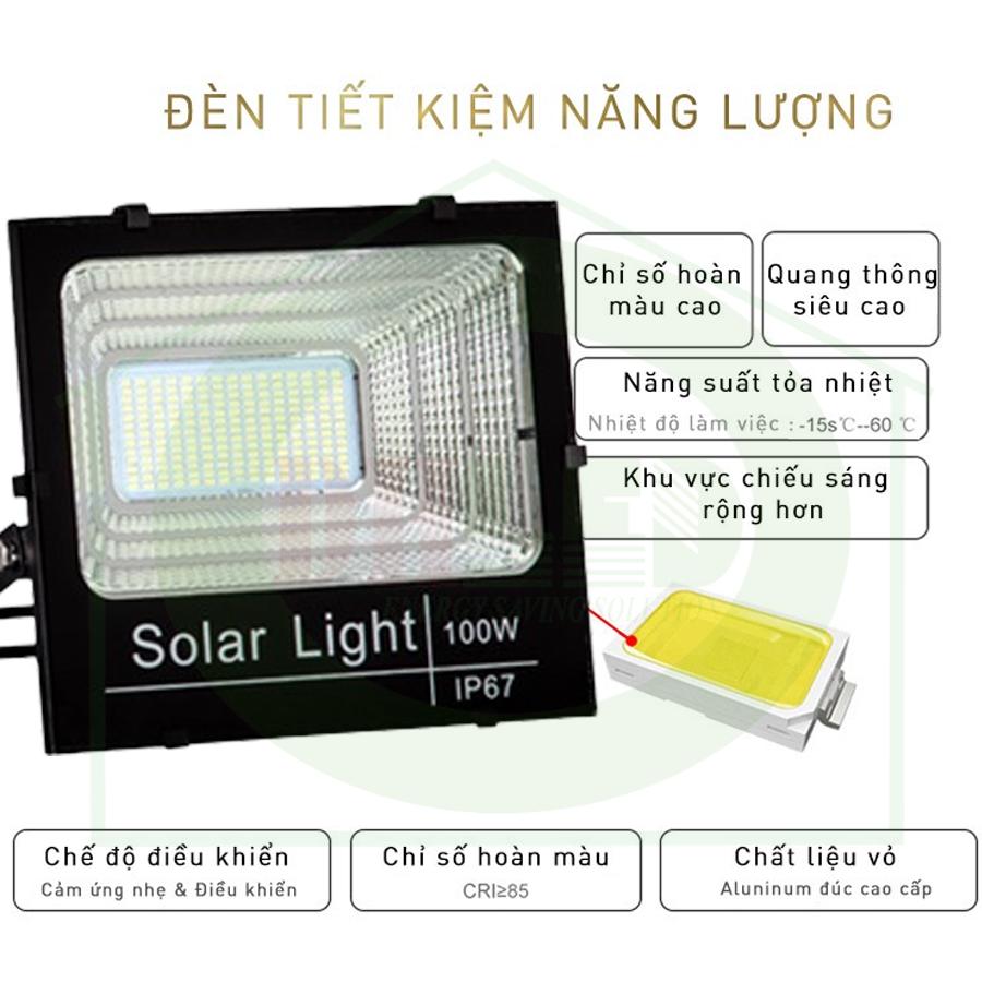 đèn led năng lượng mặt trời siêu tiết kiệm điện